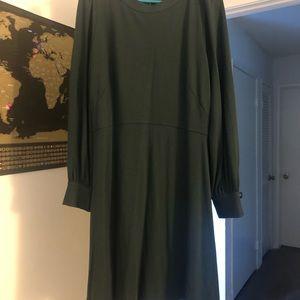 Lons sleeve dress